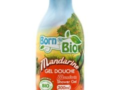 Gel de dus bio mandarina, 300 ml, Born to Bio